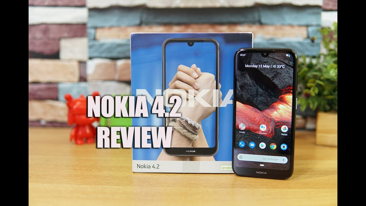Nokia 4.2 Hands-on