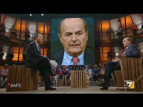 L'intervista a Pier Luigi Bersani (MdP) su elezioni e possibili alleanze