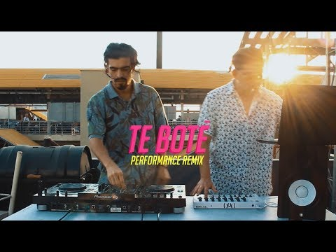 TE BOTE (Moombahton Remix) - Los ACME + Nio Garcia + Darell +Ozuna + Bad Bunny
