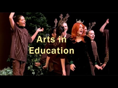 Arts in Education Month 2016