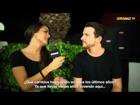 Interview Luciano @ AmnesiaTV 2014
