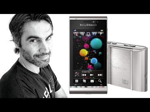 Sony Ericsson SATIO, 12.1MP+flash de Xenon | Retro Review en español