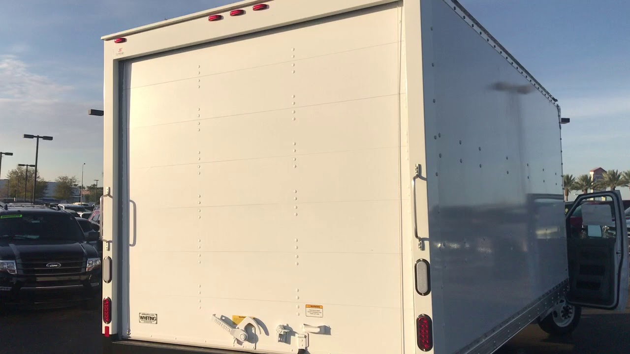 ford  box truck youtube