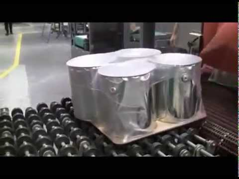 ARPAC 25TW Packaging Paint Can Packaging Video