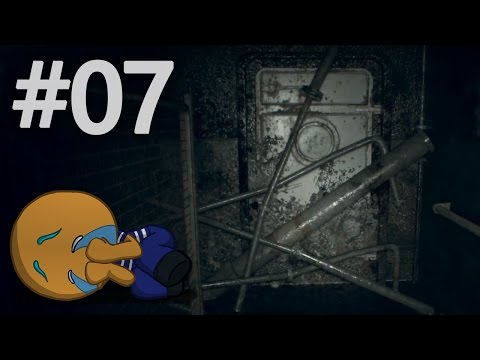 Resident Evil 7 Let's Play LIVE #7 Petit Bateau !
