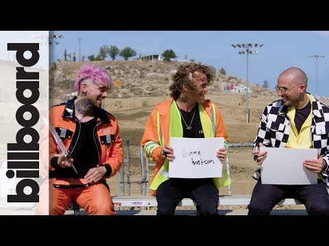 Cheat Codes Play 'How Well Do You Know Your Bandmates?' | Billboard
