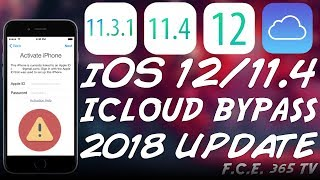iOS 12 / iOS 11.4.1 / 11 ICLOUD BYPASS UPDATE (AUGUST 2018) | ALL YOU NEED TO KNOW