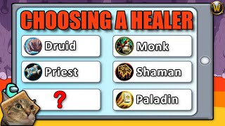 What Healer Should You Main in Shadowlands?