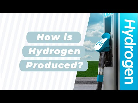 How Is Hydrogen Produced?