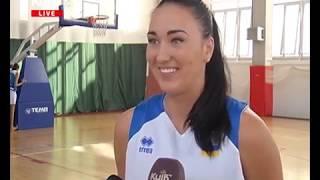 Баскетбол  Підготовка жіночої збірної