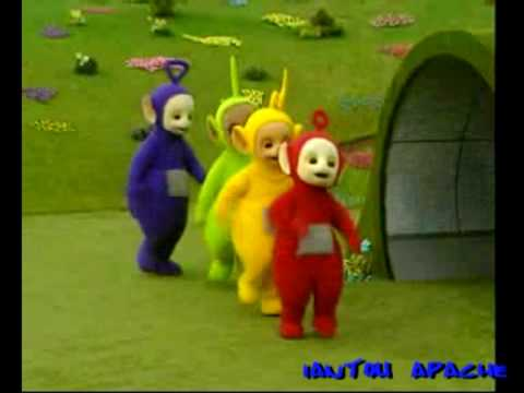 Dewi Persik feat Teletubbies