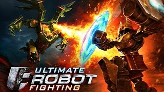 URF: Ultimate Robot Fighting 2016! Awesome Fighting Modded Apk