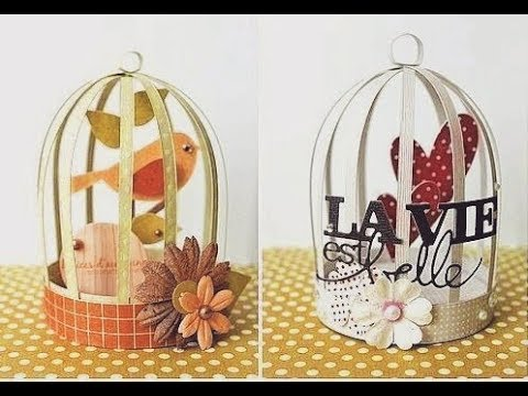 Diy gift ideas for boyfriend/girlfriend|how to make love cages