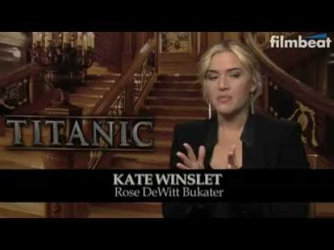 Titanic In 3D - Cast And Producer Interview