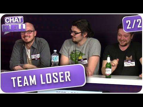 [2/2] Chat Duell mit Nils | Team Laser gegen Team Loser | 15.03.2016