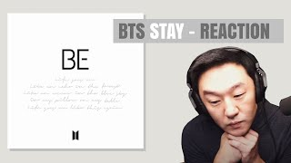 Gambar cover DJ REACTION to KPOP - BTS STAY