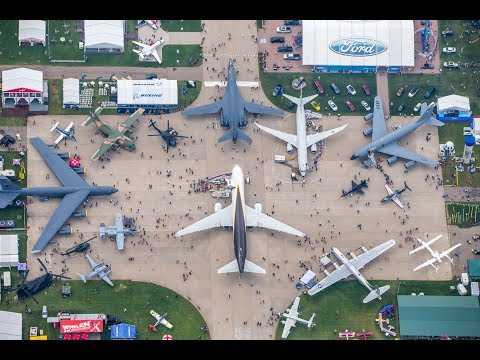 A Look Back as We Get Ready for AirVenture 2018