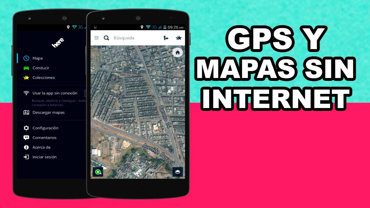 rastrear celular android sin internet