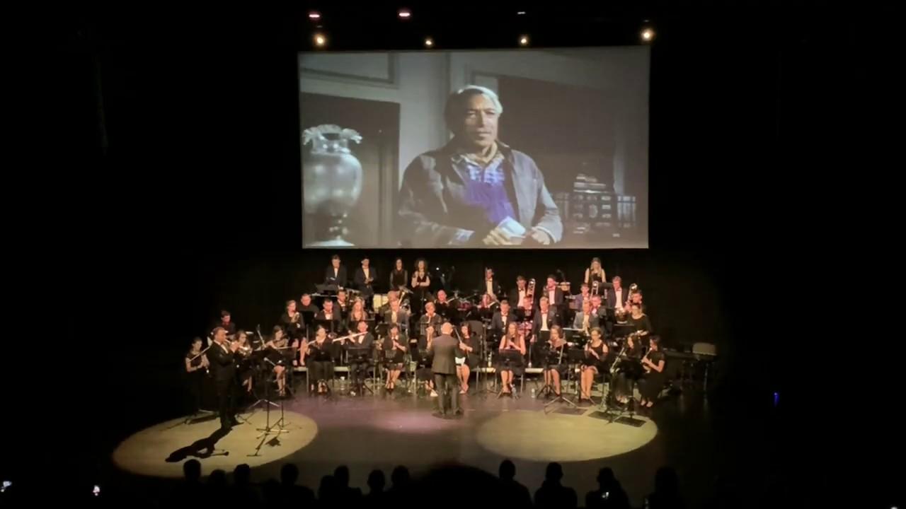 Children of Sanchez, arr. N. Iwai - Wrzesińska Orkiestra Dęta