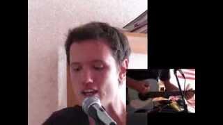 Плачет девушка в автомате (live looping cover)