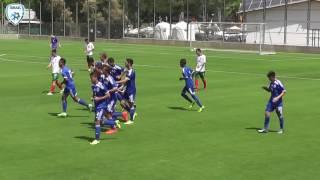 תקציר ישראל בולגריה נערים א' - 0:3 - 18.8.2016