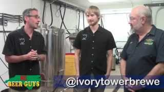 NCBeerBuzz - Ivory Tower Inc, Appalachian State University, Boone
