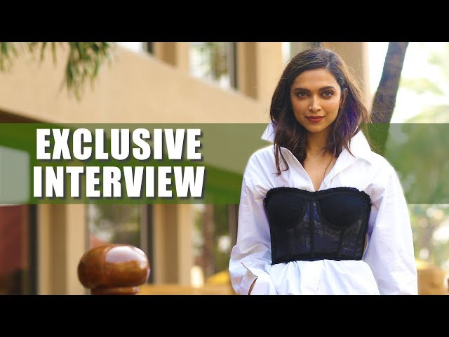 Deepika Padukone On Chhapaak VS Bajirao Mastani & Padmaavat | EXCLUSIVE INTERVIEW | Bollywood Life