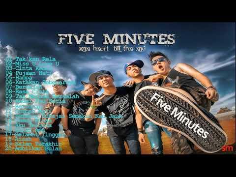 Five Minutes Full Album - Lagu Lagu Terbaik Dari Five MInutes