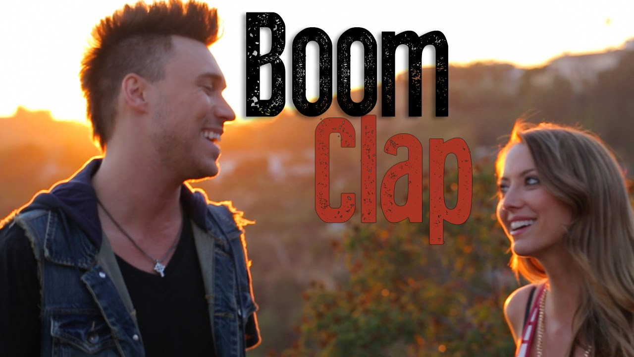 Boom clap quot cover with lyrics by charlie xcx runaground ft taryn