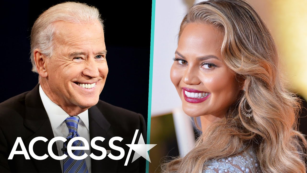 Chrissy Teigen Celebrates Joe Biden's Unfollow On Twitter