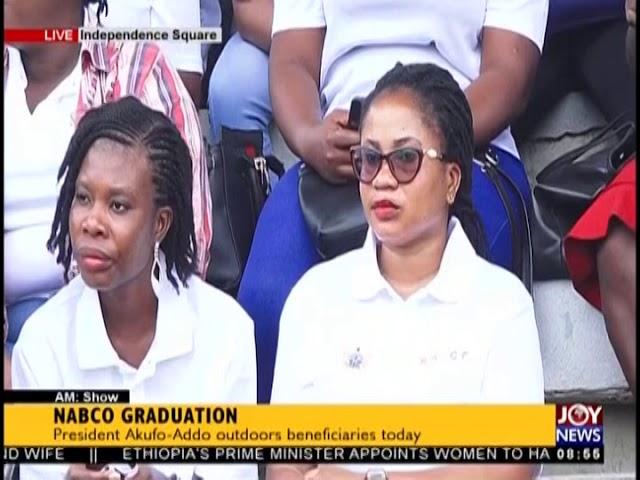 President Akufo-Addo Outdoors 100,000 Beneficiaries Today - AM Show on JoyNews (17-10-18)