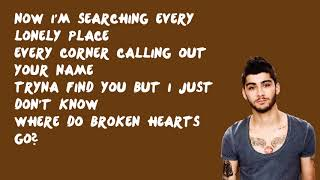 Download Where Do Broken Hearts Go - One Direction (Lyrics)