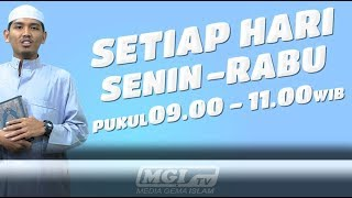PROGRAM TAHSIN MGI TV | Ustadz Ibrohim - Hayatuna Ma'al Qur'an