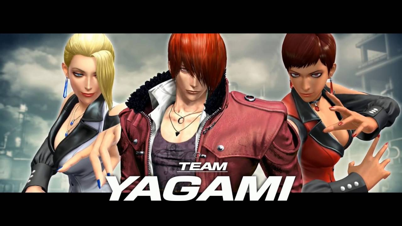 Kof Xiv Ost Saxophone Under The Moon Team Yagami Theme Extended