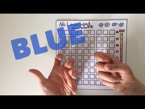 EIFFEL 65 - I'M BLUE (Launchpad Cover)