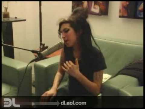 The DL - Amy Winehouse... Amy Winehouse Valerie