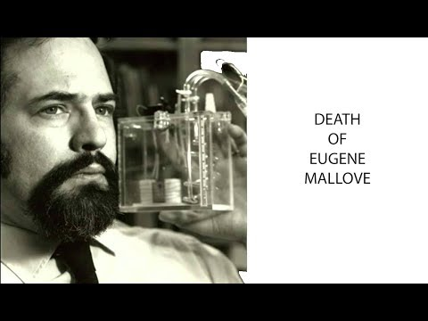 Death of Eugene Mallove | Cold Fusion | Fringe Science |  Infinite Energy | New Energy Foundation |