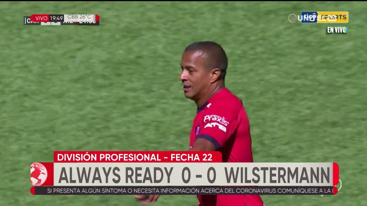 Always empata con 'Wilster' y puede haber nuevo puntero en el torneo Único