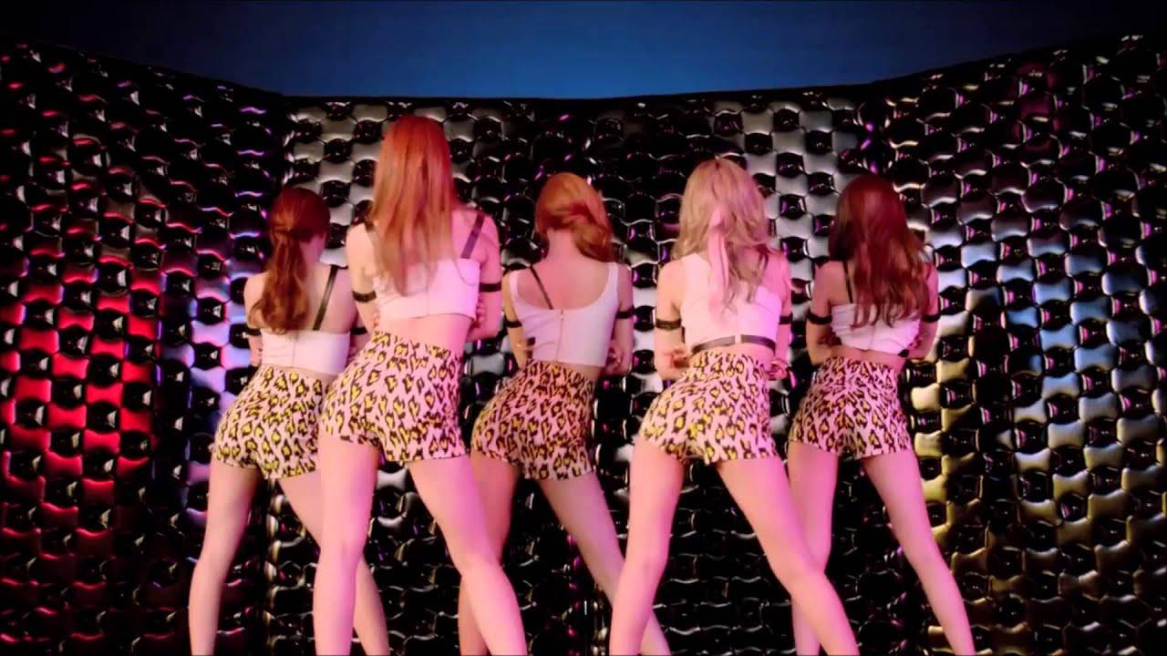 Mv girl band korea tersexy