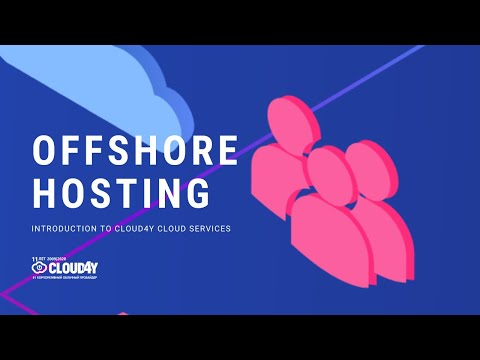 Offshore hosting with Cloud4Y cloud services