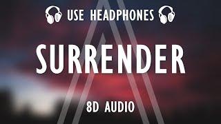 Natalie Taylor - Surrender (8D AUDIO / Lyrics)