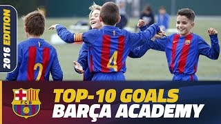Over the last twelve months we have been providing you with our weekly top ten of best goals from youth, reserve and women's football teams at cl...
