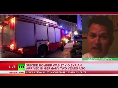RT LIVE COVERAGE: Bavaria bomb blast