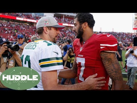 Download Youtube: Colin Kaepernick to the Packers? -The Huddle