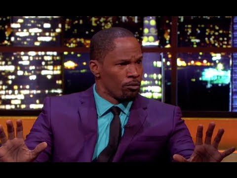 Jamie Foxx's New Year's Eve Story - The Jonathan Ross Show