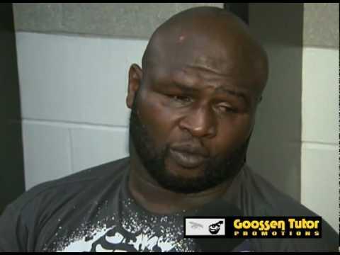 UFC 118 post James Toney vs Randy Couture (Exclusive)
