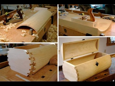 Woodworking Projects, Plans & Techniques - YouTube