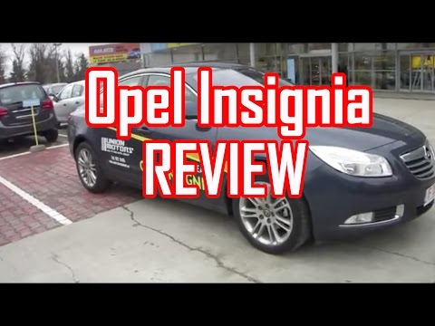 REVIEW Opel Insignia www.buhnici.ro