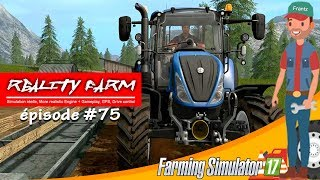 "[LCDG-TV France] Emission ""Reality Farm"" #75"