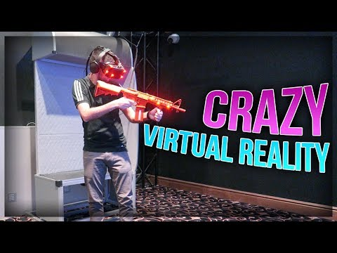 CRAZY VIRTUAL REALITY EXPERIENCE IN DUBAI !!! *INSANE*